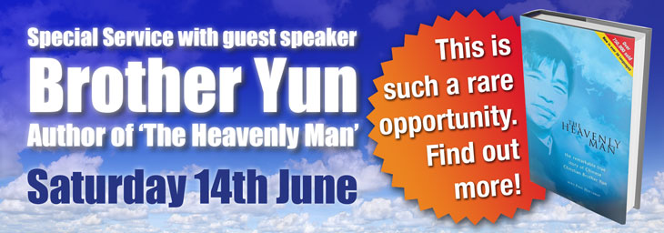 Brother Yun, The Heavenly Man