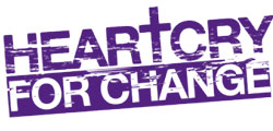 heartcry for change logo