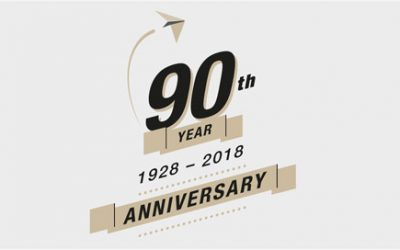 90th Celebration Week – May 2018