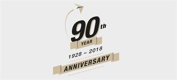 90th Celebration Week – May 2018