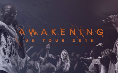 Prayer Storm 'Awakening' UK Tour 2018