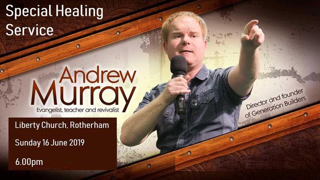 Andrew Murray Revivalist